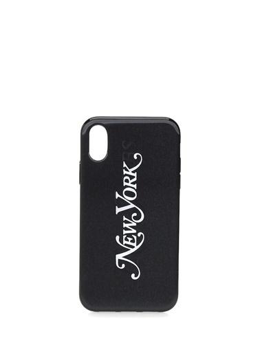 Marc Jacobs iPhone XR Aksesuar Siyah